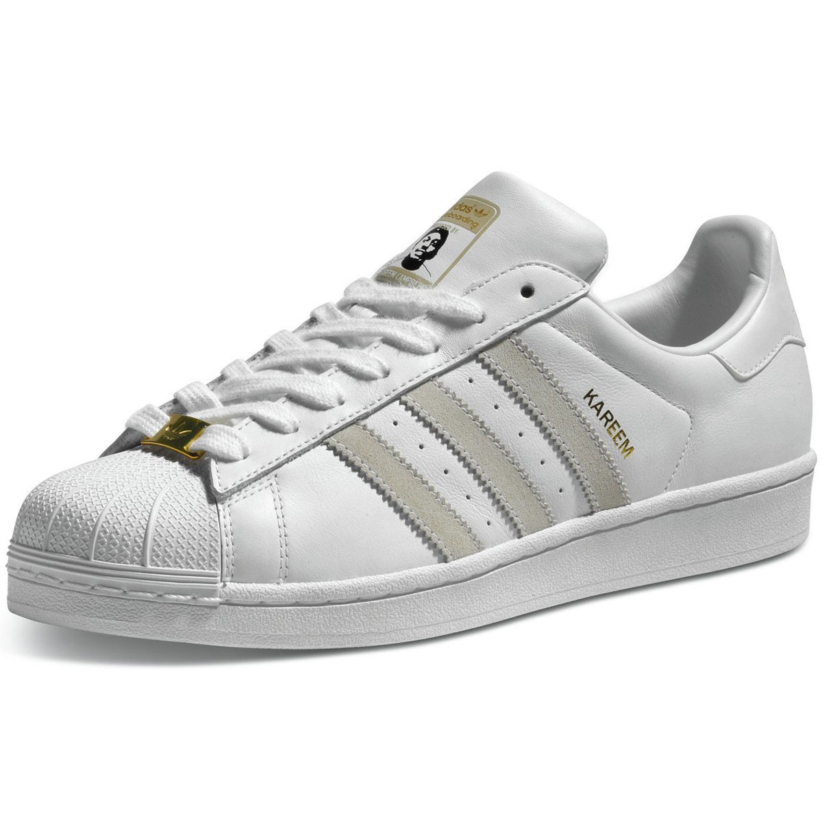 Adidas Superstar RT Shoes - White/White/White