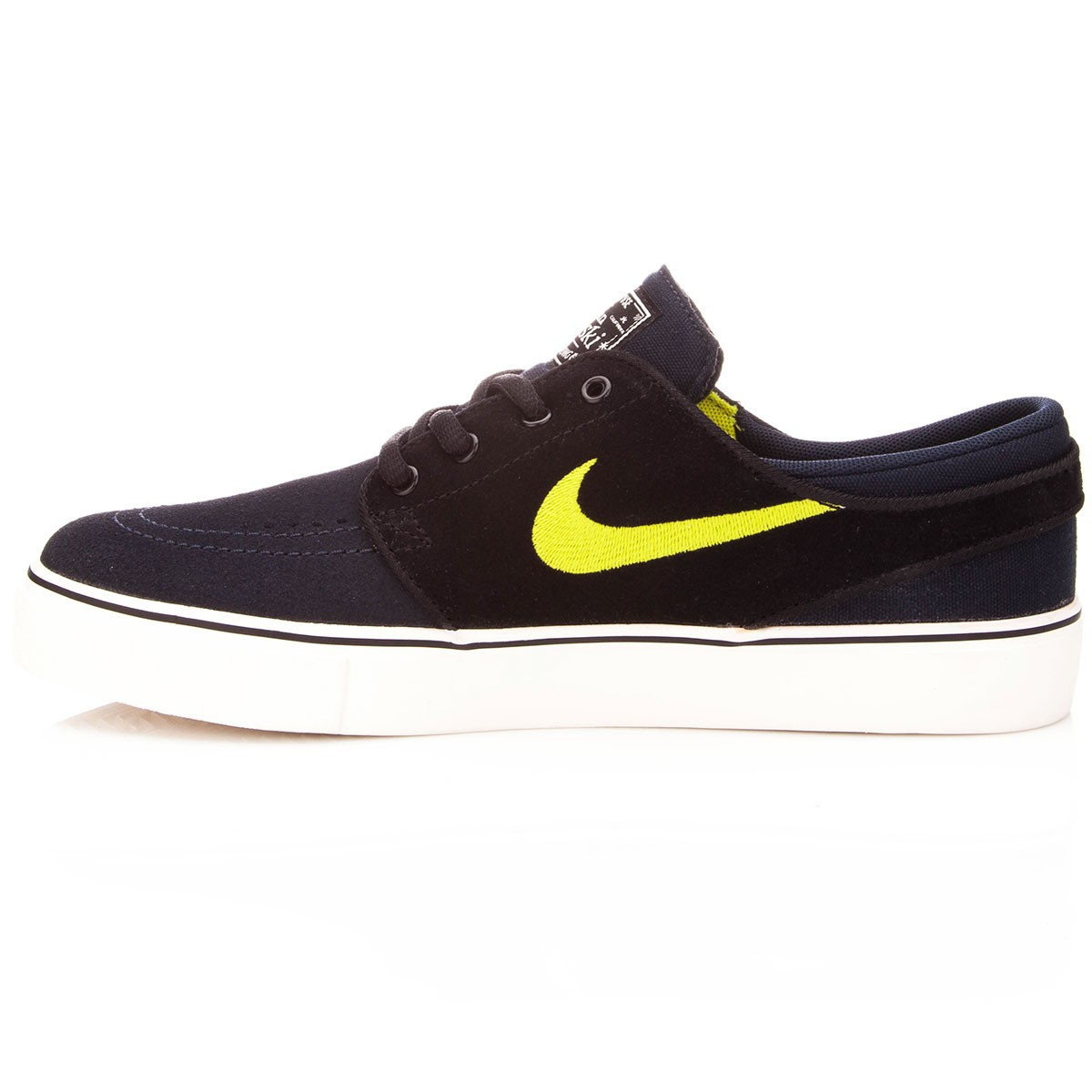 Nike Stefan Janoski Premium Canvas Big Kid Shoes