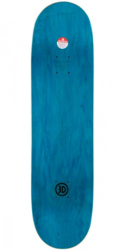 """3D Brian Anderson Collage Skateboard Deck - 8.625"""""""