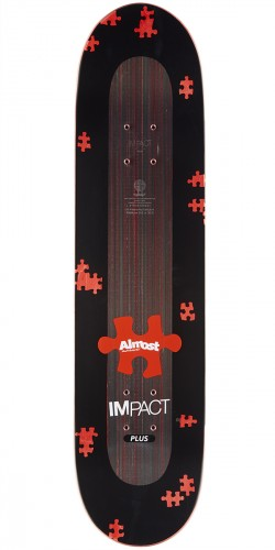 """Almost Fluff Puzzle Impact Plus Skateboard Complete - Daewon Song - 8.0"""""""