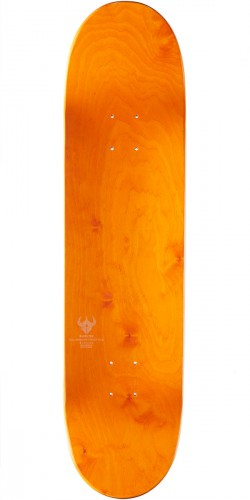 Darkstar Axis RHM Skateboard Deck - Yellow/Blue - 8.125