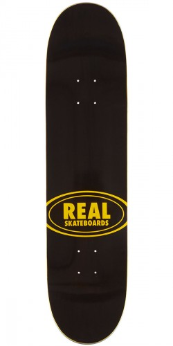 Real Ishod Spectrum Blackout Skateboard Deck - 8.06""