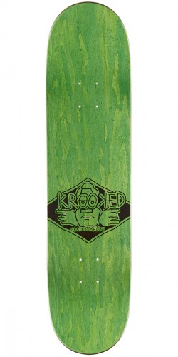 Krooked Cromer Network Skateboard Deck - 8.06""