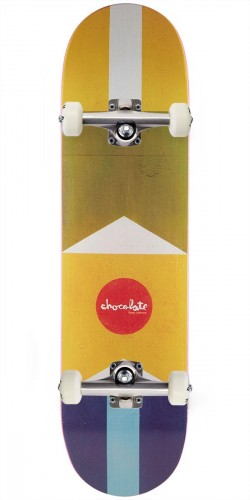 """Chocolate Kenny Anderson Battle Flag Skateboard Complete - 8.125"""""""