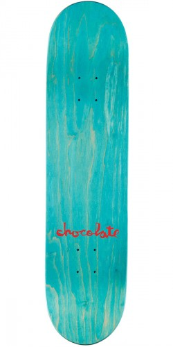 Chocolate Eldridge And Chill Skateboard Complete - 8.00""