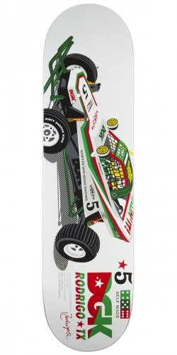 DGK Hoppers TX Skateboard Deck - 8.125""