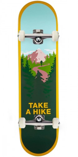 Skate Mental Take A Hike Skateboard Complete - 8.00""