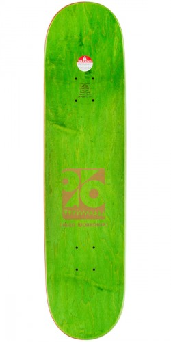 Alien Workshop Manic Daze Skateboard Deck - 7.875""
