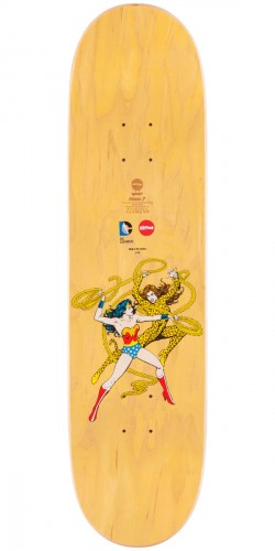 Almost Chris Haslam Cheetah Skateboard Complete - 8.38""