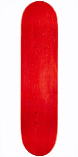 "Chocolate Brenes Tradiciones Skateboard Deck - 8.00"" - Red Stain"
