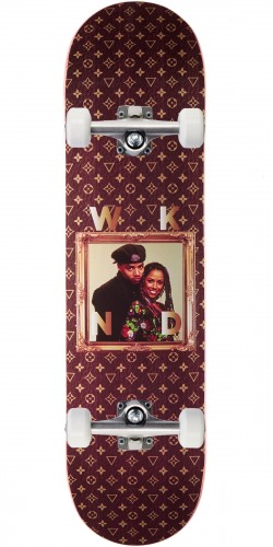 """WKND Murray and Dionne Skateboard Complete - 8.0"""""""