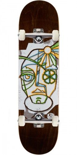 Alien Workshop Freak Face Enviro Skateboard Complete - 8.25""