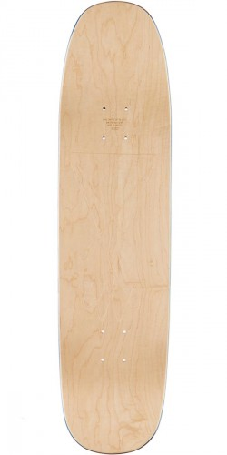 Welcome Gateway on Son of Moontrimmer Skateboard Deck - Natural - 8.0""