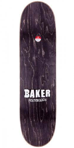 Baker Riley Hawk Pool Dogs Skateboard Deck - 8.38""