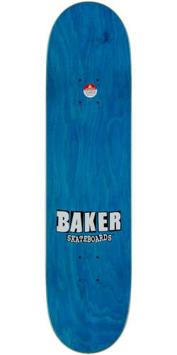 """Baker Spanky Stressed Out Skateboard Complete - 8.0"""""""