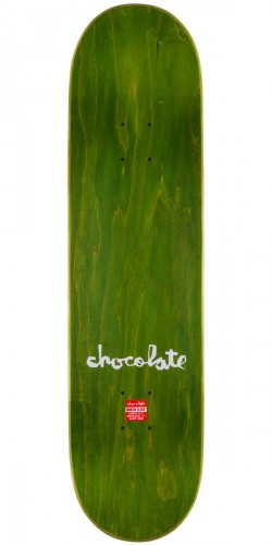 Chocolate Marc Johnson Monster Truck Skateboard Deck - 8.125""