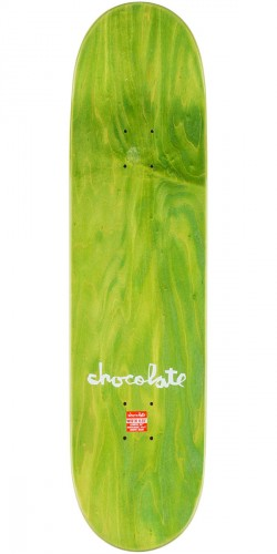 Chocolate Perez Transportation Skateboard Complete - 8.25""