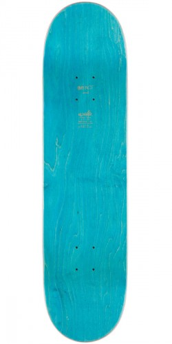 """Cliche Andrew Brophy Gypsy Life Impact Skateboard Deck - 8.25"""""""