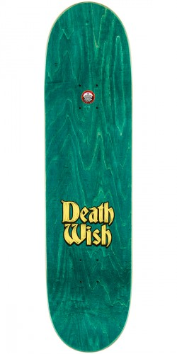 Deathwish Williams Story Time Skateboard Complete - 8.3875""