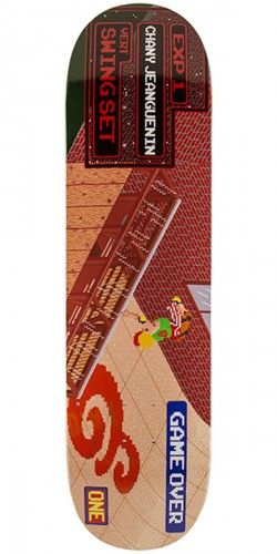 """Expedition 720 Chany Skateboard Deck - 8.25"""""""