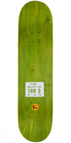"""Girl Mariano One Off Skateboard Complete - 8.125"""""""