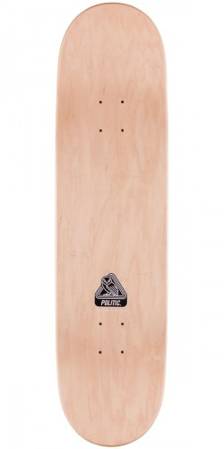 """Politic Dave Caddo Double Vision Skateboard Complete - 8.5"""""""