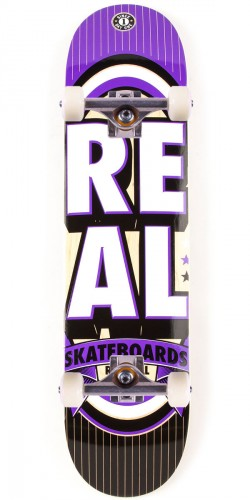 """Real Renewal Stacked XL Skateboard Complete - 8.25"""""""