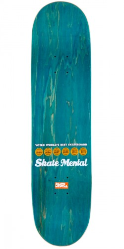 Skate Mental Shane O'Neill Currency Skateboard Complete