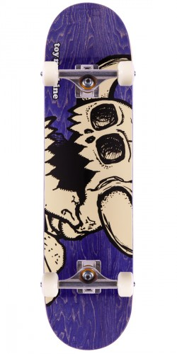 """Toy Machine Vice Dead Monster Skateboard Complete - 8.25"""" - Purple Stain"""