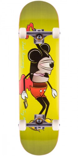 Toy Machine Harmony Dead Mouse Skateboard Complete - 8.125""