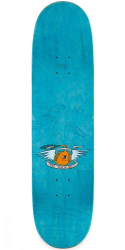 """Toy Machine Monster Skateboard Deck - X-Large - Blue Stain - 8.50"""""""