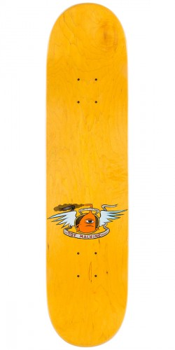 """Toy Machine Vice Monster Skateboard Deck - Yellow - 7.75"""""""