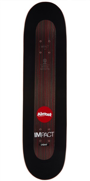 """Almost Neon Power Supply Impact Light Skateboard Complete - Daewon Song - 8.25"""""""