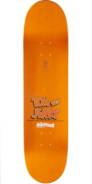 Almost Tom & Jerry R7 Skateboard Deck - Daewon Song - 8.25