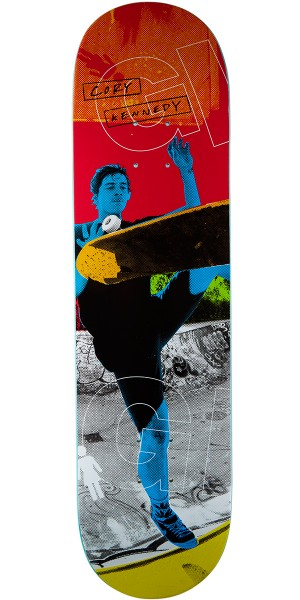 Girl Kennedy 20/20 Skateboard Deck - 8.25""