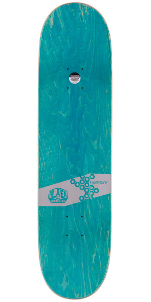Alien Workshop Glyph Hex Mark Skateboard Complete - 8.25""