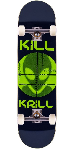 Alien Workshop Kill Krill Skateboard Complete - 8.25""