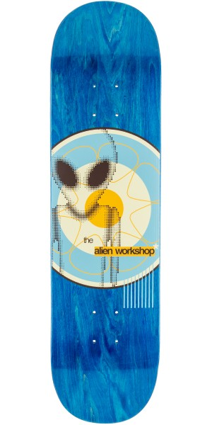 Alien Workshop Soldier Icon Skateboard Deck - 8.125""