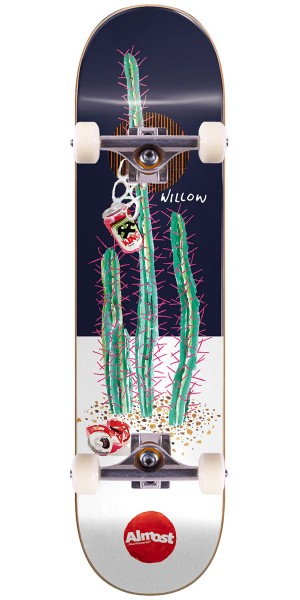 """Almost Junk On My Prick IP Skateboard Complete - Willow - 8.375"""""""