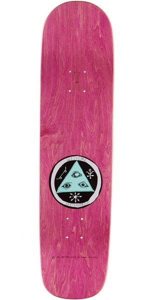 """Welcome Cetus on Yung Nibiru Skateboard Complete - Teal - 8.25"""""""