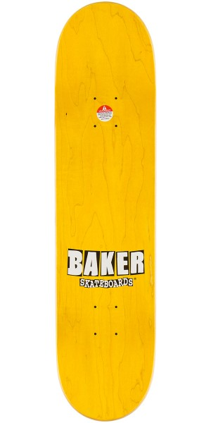 Baker Beasley Blocks Skateboard Deck - 7.875""