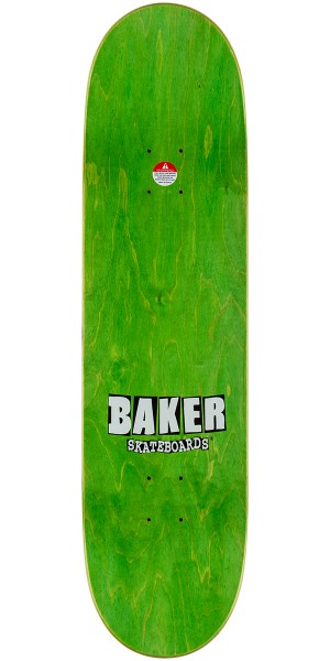 Baker Hawk Folk Goth Skateboard Deck - 8.3875""
