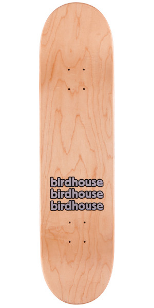 Birdhouse Raybourn Things Skateboard Deck - Purple Stain - 8.125""
