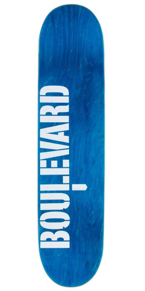 Boulevard Danny Supa One Off Skateboard Deck - 7.75""