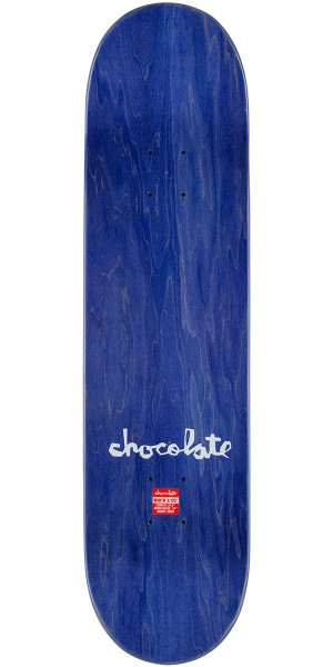 Chocolate Johnson Flyers Skateboard Complete - 8.125""