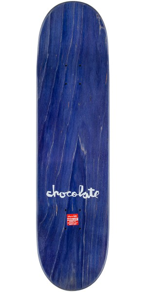 Chocolate Tershy Flyers Skateboard Complete - 8.25""