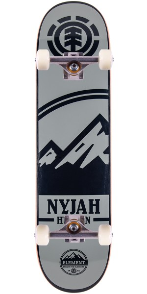 """Element Nyjah Patch Skateboard Complete - 8.0"""""""
