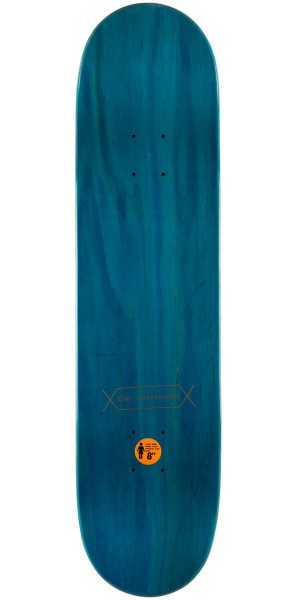 """Girl Jeron Wilson Lose Your Marbles Skateboard Complete - 8.0"""""""