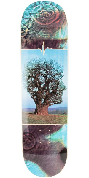 Habitat Tree Face Skateboard Deck - 8.375""