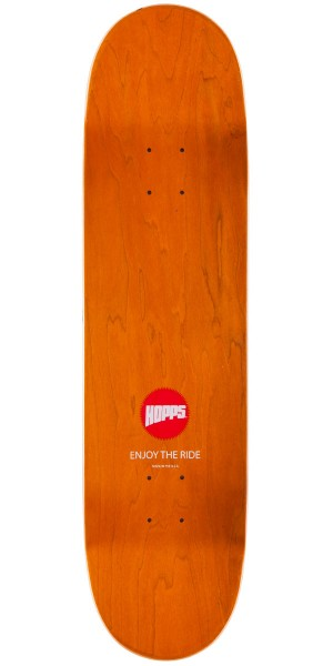 Hopps JW Painting Series 2 of 3 - Brandi Model Skateboard Complete - 8.25""